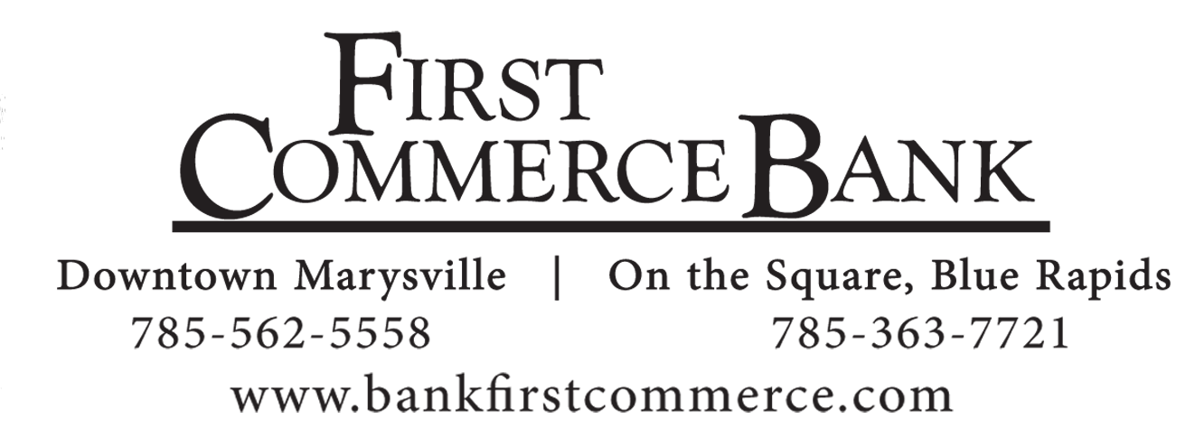 First Commerece Bank Mobile Logo